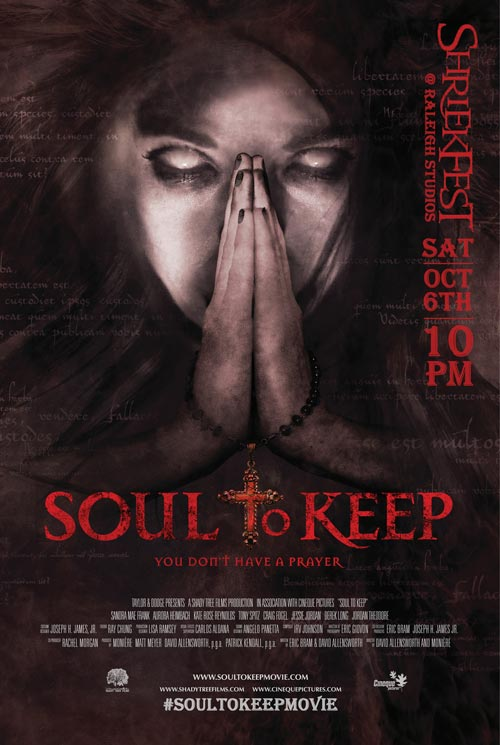 soul to keep shriekfest