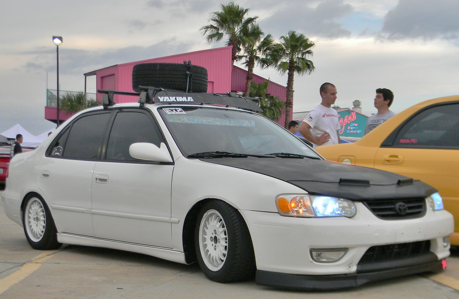 South Texas Stance