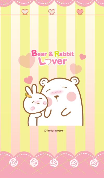 Bear & Rabbit Lover