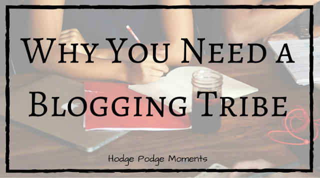Why You Need a Blogging Tribe