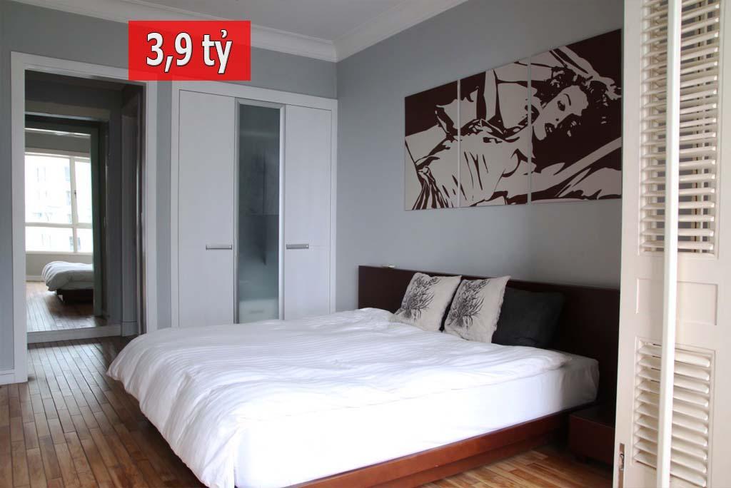 Siêu hot bán căn hộ Manor giá rẻ 2PN full nội thất view Bitexco