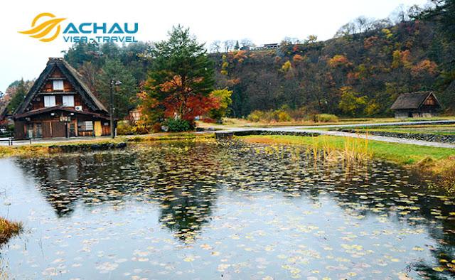 Ngôi làng được ví như làng cổ tích ở Nhật Bản4