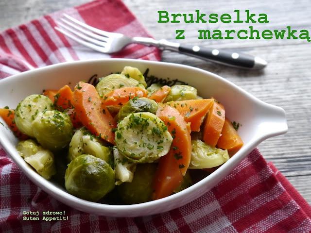 Brukselka z marchewką - Czytaj więcej »