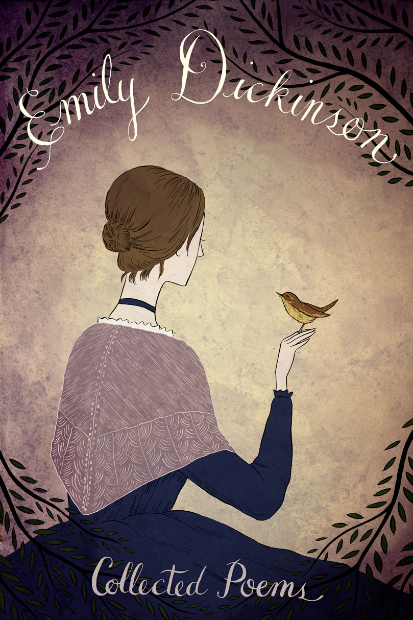 how emily dickinsons life affected her One of these exceptional authors is emily dickinson dickinson was not known of  as a great poet during her life time (emily dickinson's life) after she died.