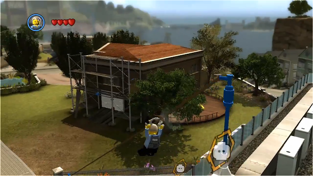 LEGO City Undercover PC Free Download Screenshot 1