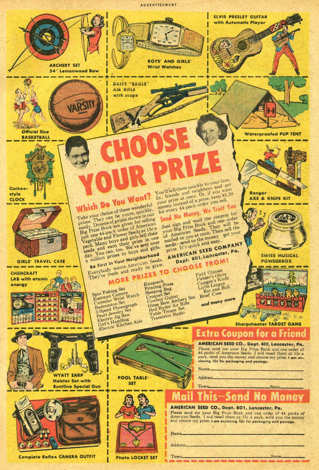 Read online Detective Comics (1937) comic -  Issue #253 - 33