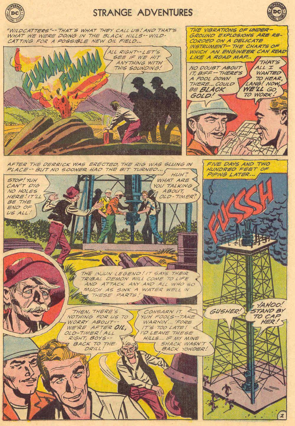 Strange Adventures (1950) issue 180 - Page 25