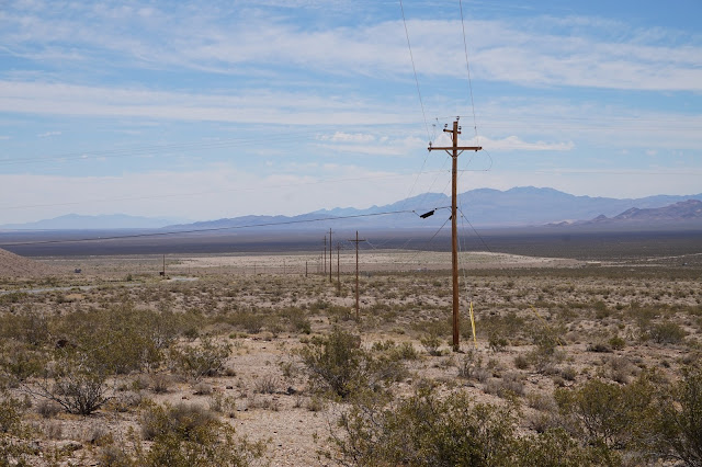 Death Valley, California. A metaphor for the state of this blog.