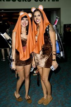 sexy ewok girls