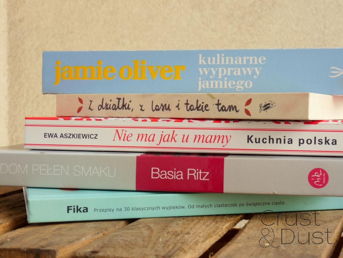 Niejadalne Prezenty Czyli Książki Kucharskie Crust And Dust