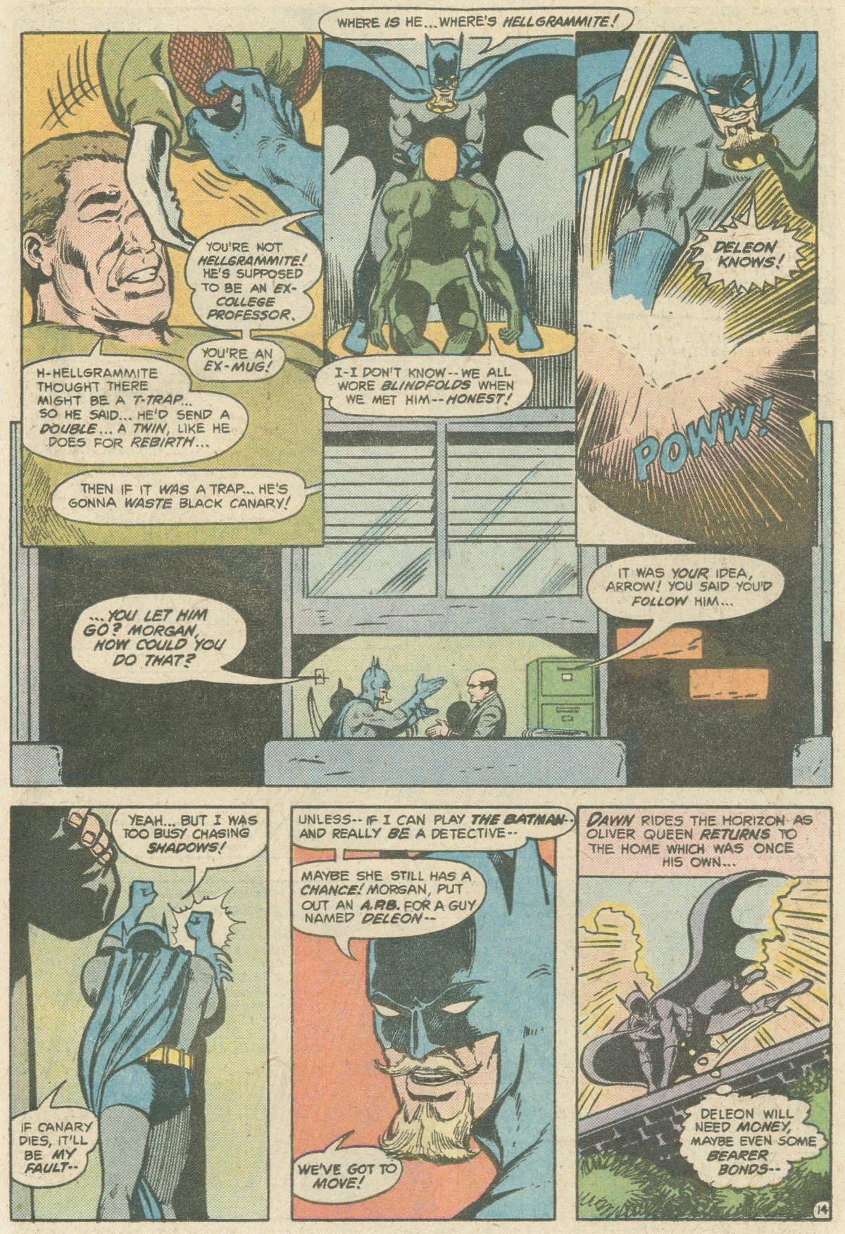 Read online World's Finest Comics comic -  Issue #249 - 35