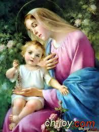 العذراء مريم الكتاب المقدس القس