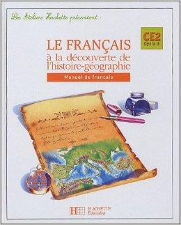 le français à la découverte de l'histoire-géographie