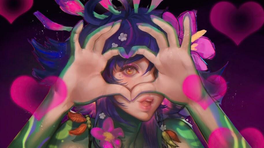 Neeko, LoL, Art, 4K, #3.2215