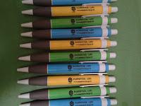 souvenir pen 1001  LIPI