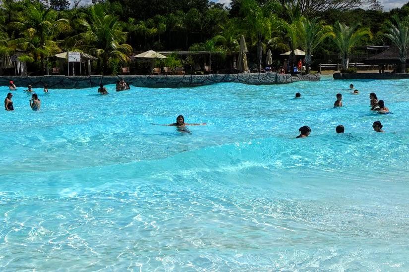O que fazer em Caldas Novas e Rio Quente - Goiás - Hot park - Rio Quente GO