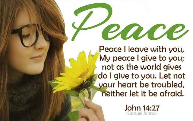 Peace Bible Quotes