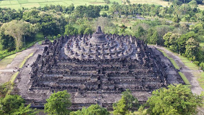 Borobudur Tempat Wisata Terbaik di Indonesia