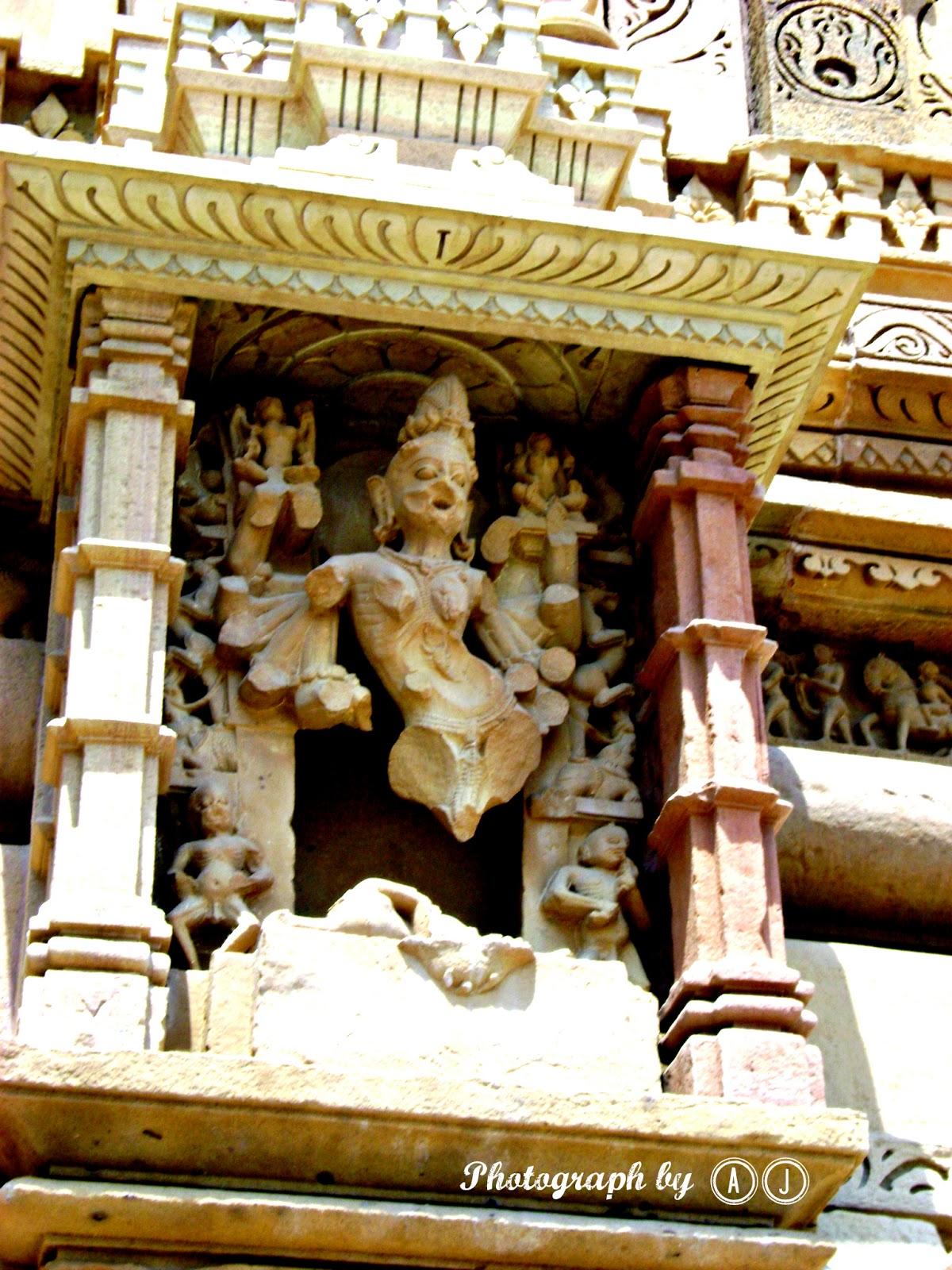 Chamunda, Khajuraho