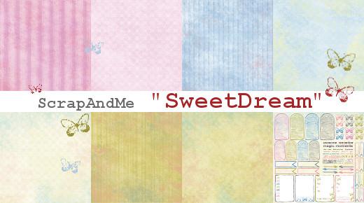 #055 Candy w ScrapAndMe!! zapraszam!!