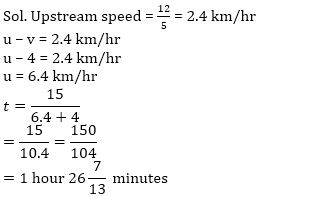 speed distance time questions pdf