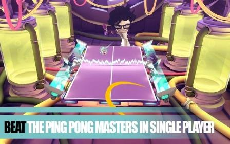 Power Ping Pong v1.2.1 APK Download