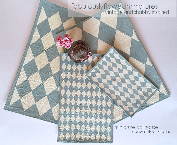 Fabulously Flawed Miniatures Miniature Dollhouse Hand