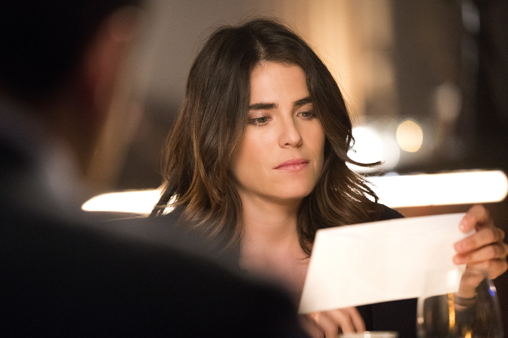 Fotografía de Karla Souza en 'How to Get Away with Murder'