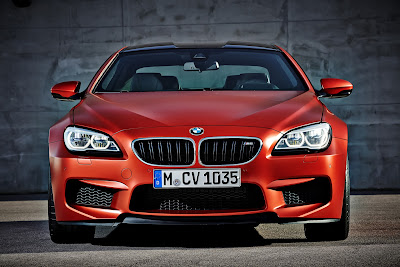 2016 BMW M6 Coupe sedan front image