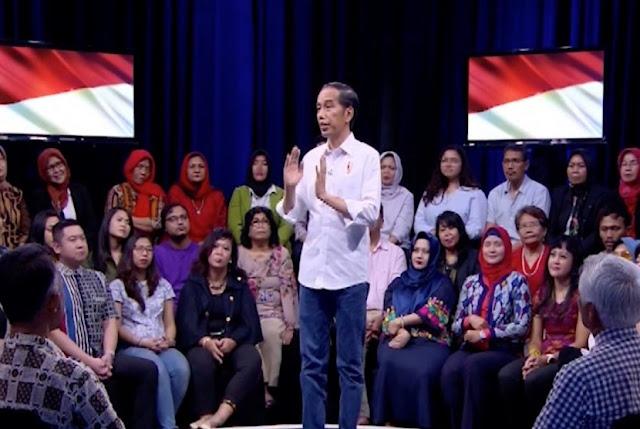 Jokowi Curi Start Kampanye di TV, Ini Kata KPU dan Bawaslu