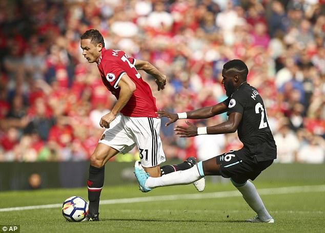 Matic: Mảnh ghép hoàn hảo của Man Utd 2