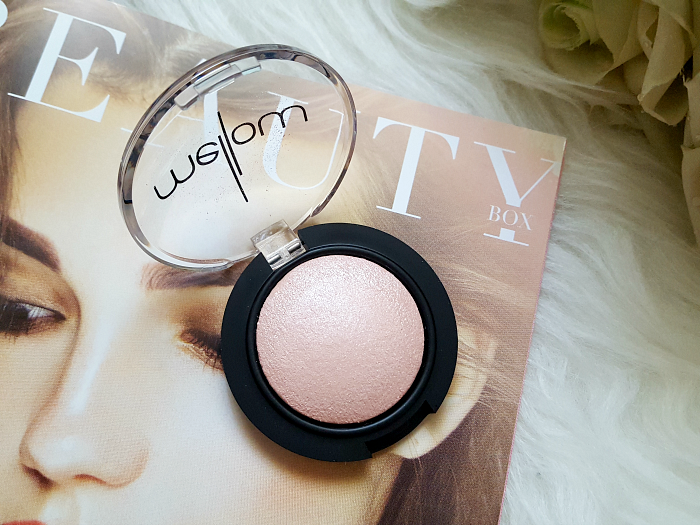 Unboxing: lookfantastic - Get the Glow Mai Box & Giveaway mellow cosmetics Baked Eyeshadow