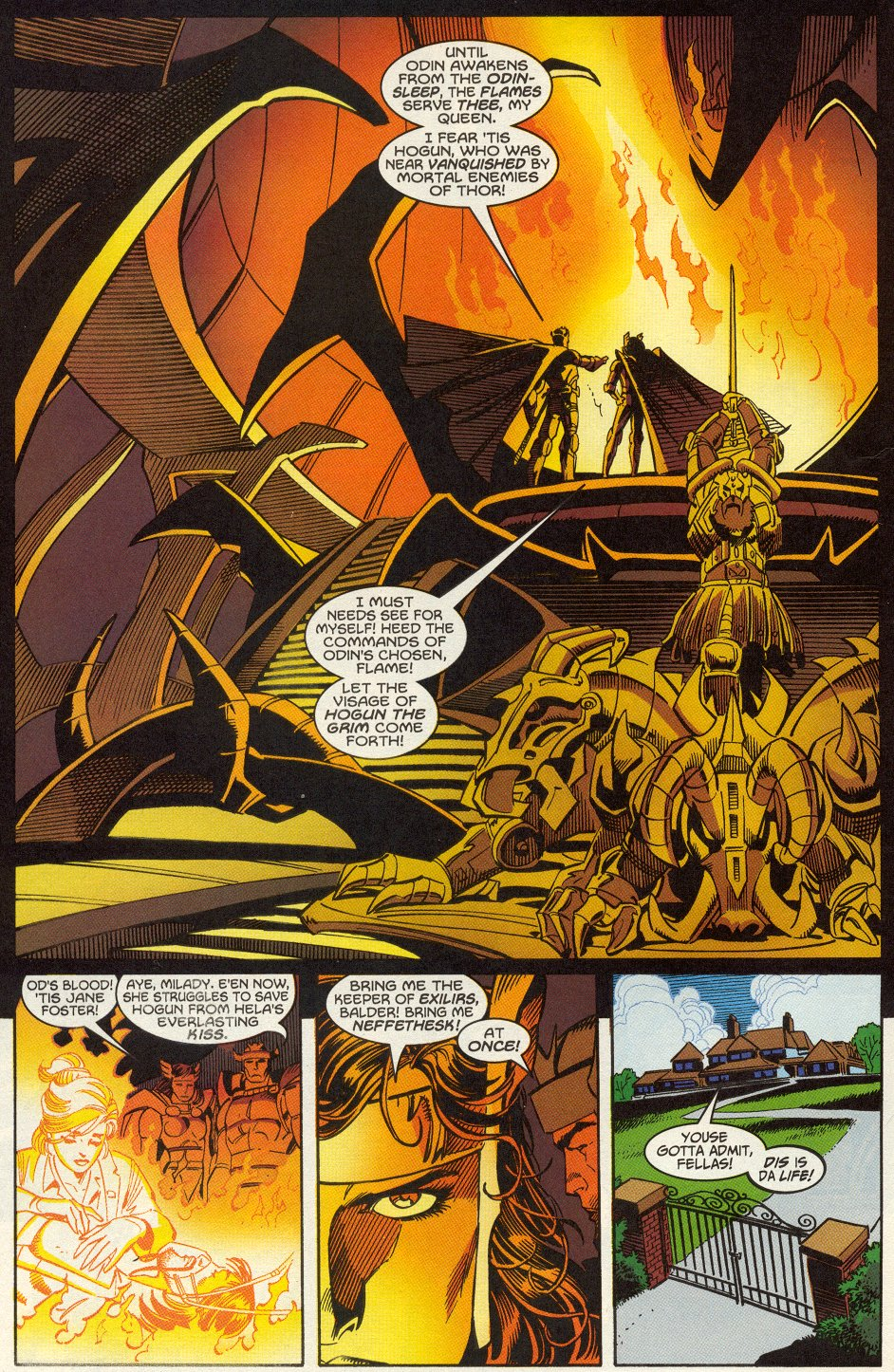 Thor (1998) Issue #29 #30 - English 16