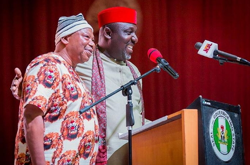 governor okorocha mass defection apc