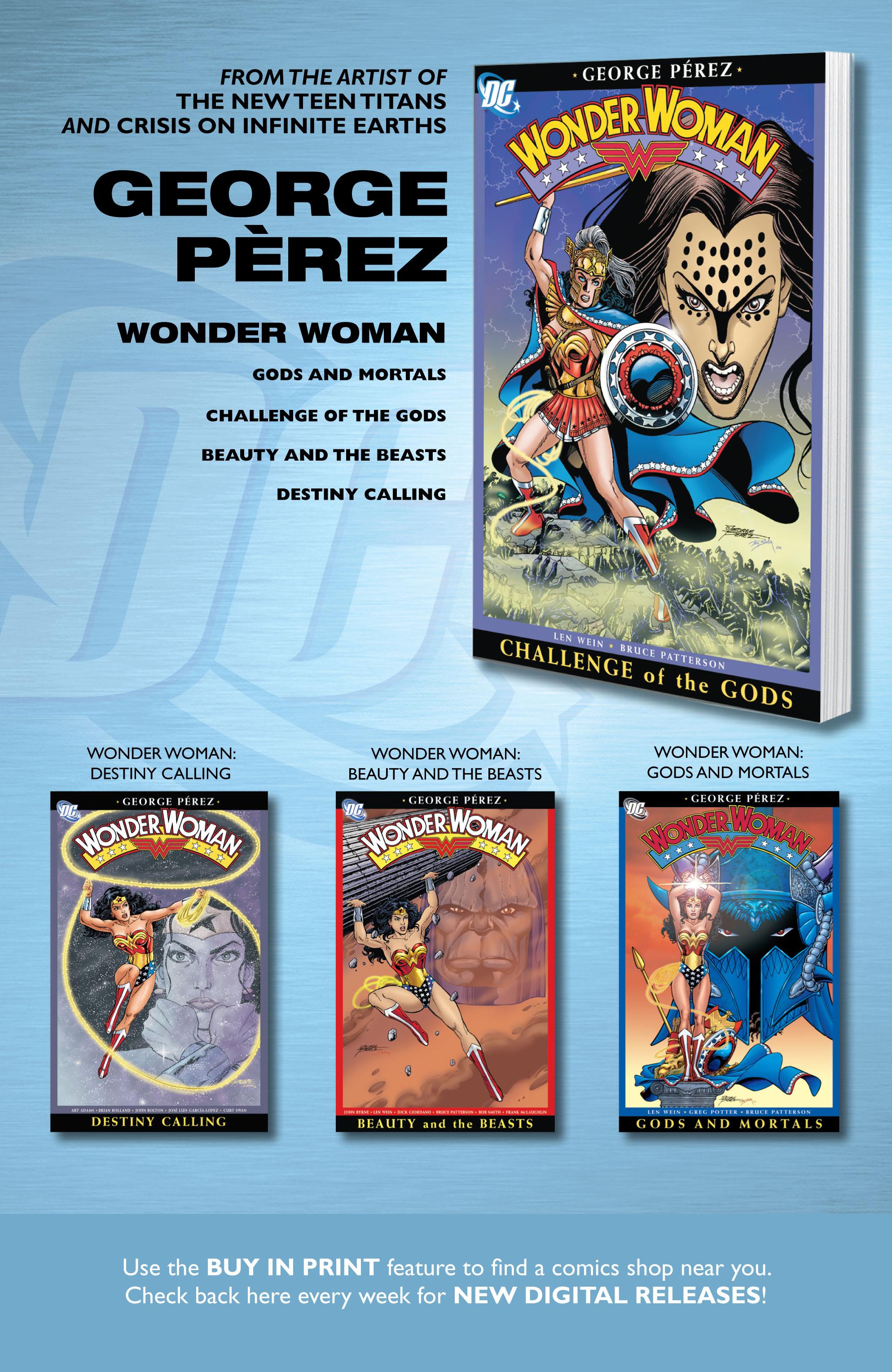 Read online Wonder Woman (1987) comic -  Issue #213 - 22