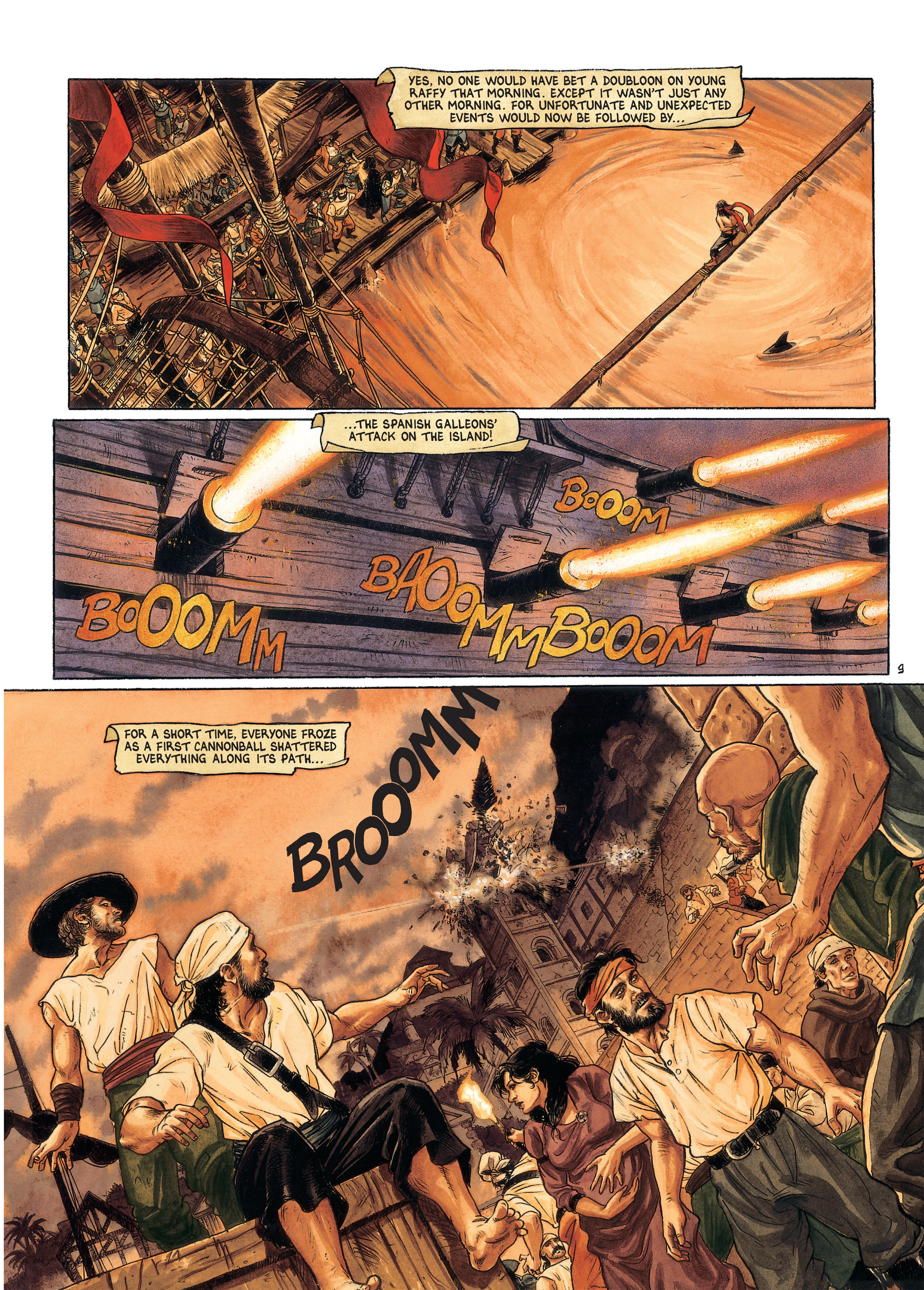 Read online Barracuda comic -  Issue #4 - 12