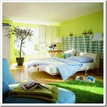 De que color pintar las paredes del dormitorio - De que color pintar las paredes ...