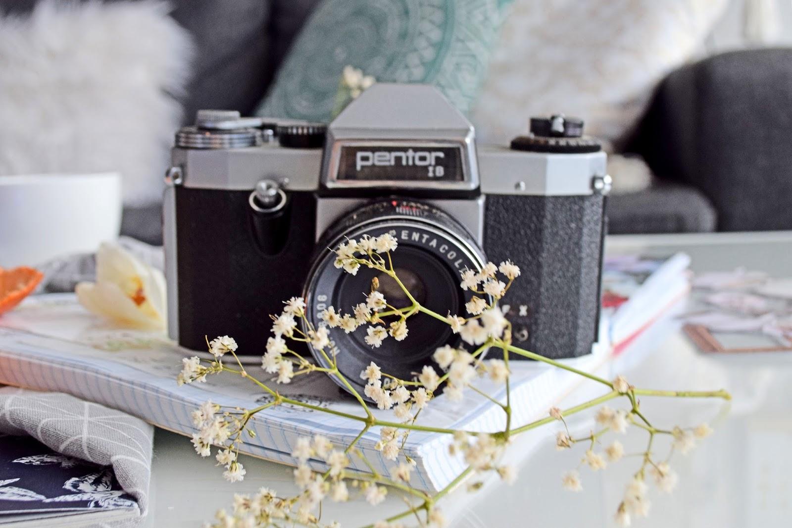 Piekny stary aparat