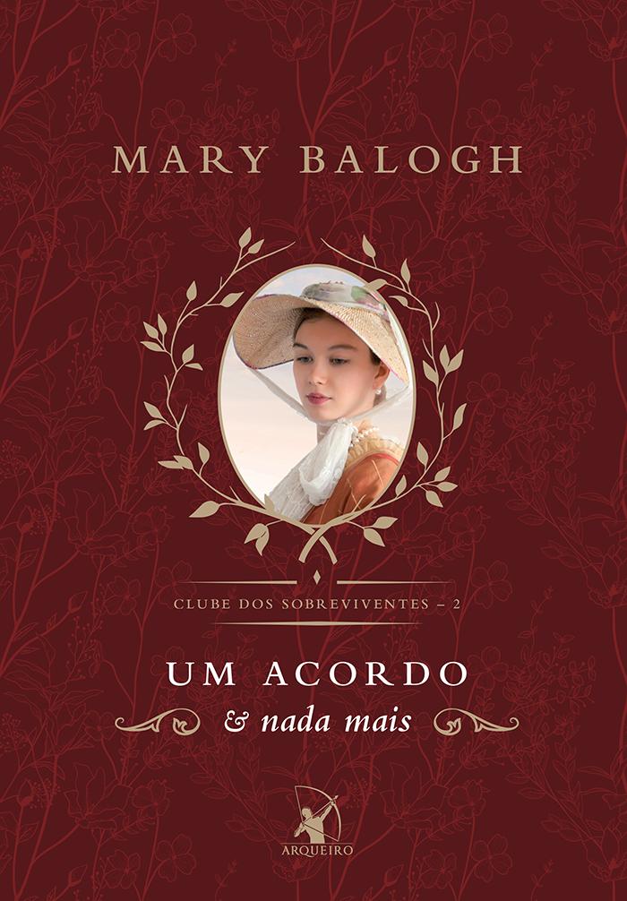 No segundo livro da série Clube dos Sobreviventes, Mary Balogh aborda de  maneira emocionante e bastante envolvente o tema casamento de conveniência. 218501dec5