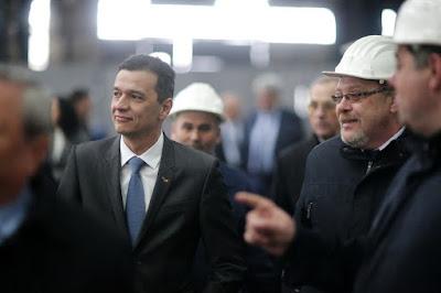 gazdaság, Románia, Grindeanu-kormány,
