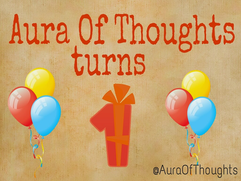 Aura of thoughts is 1 today