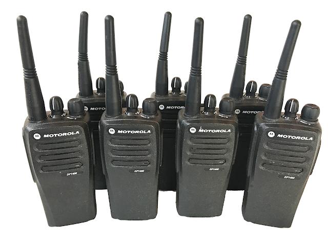 השכרת מכשירי קשר דיגיטלי DP1400 מוטורולה