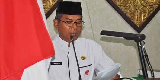 Pemko Sambut Baik 4 Ranperda Inisiatif DPRD Kota Padang