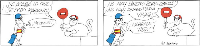 Humor en cápsulas. Lunes, 16 de mayo de 2016