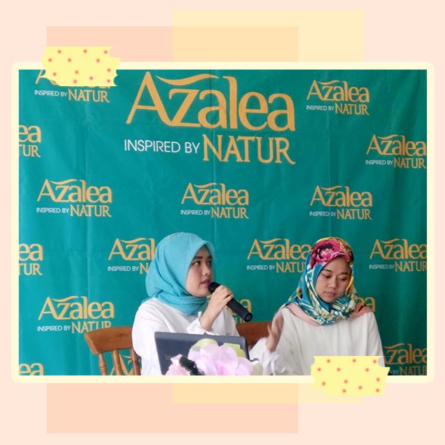 Azalea Hijab Shampoo and Hair Hijab & Body Mist Review