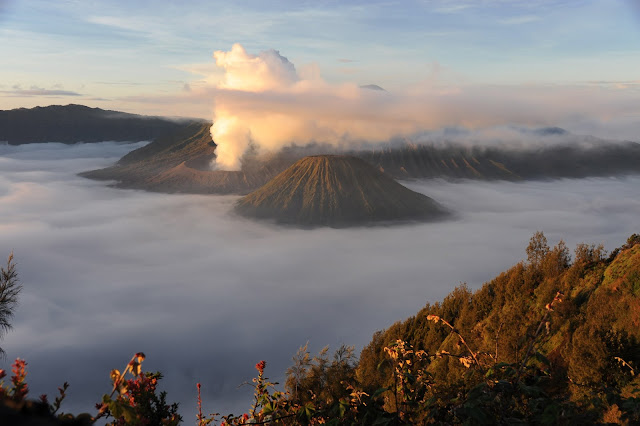 "Ijen Crater and mount Bromo Tours 3 day 2 night is a tours package visit ""Ijen Crater and mount Bromo"", we offer best price for Ijen Crater and mount Bromo Tours from Bali, From Surabaya, From Banyuwangi, special for the tourists who want to enjoy the beauty of the Panoramic fiew Ijen Crater and mount Bromo which has to uniqueness and natural beauty of each of which possessed, Mount Bromo famous by ""Sunrise"" as well as Mount Ijen or we know indonesia's called of ""Kawah Ijen"" has famous with the ""Blue Fire Ijen or Blue Flame Ijen"", the beauty panoramic fiew of the ""Lake"" in morning day and Traditional Java miners work in Ijen Crater take the sulfur until to 80 kg from crater floor of Ijen Crater. offer best price also visit Ijen Crater in Morning day and Sunrise Bromo Mountain."