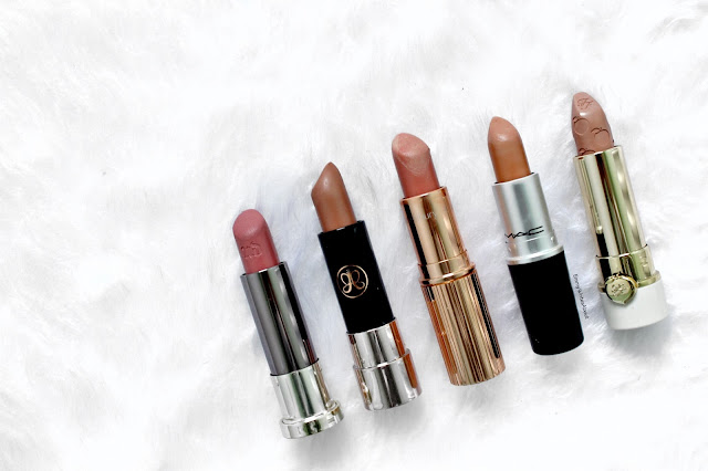 High End Lipsticks