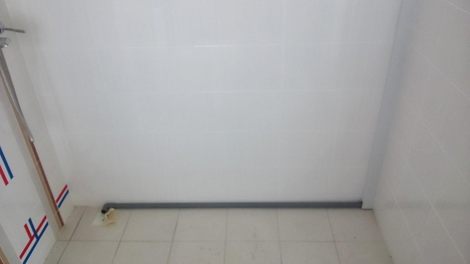 DIY renovation Midea Air conditioner installation day