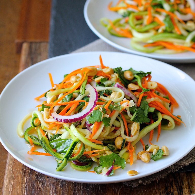 15 Zucchini Noodle Recipes for Summer - Chicago Jogger