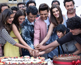 Housefull 4's team to enjoy wrap up party of London schedule!1.jpg